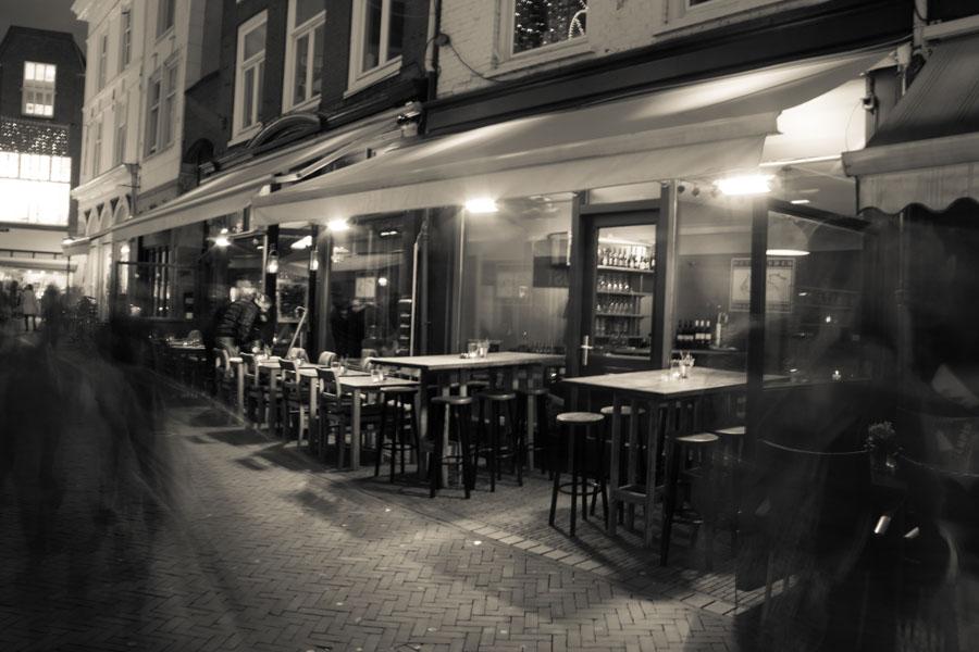 Restaurant Het Zuiden Sfeerimpressie