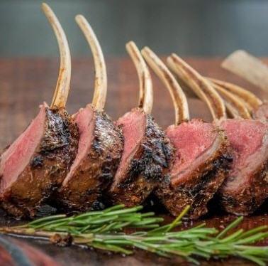 De smaak van lamsvlees