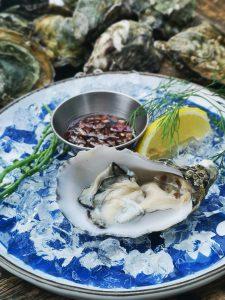 oesters eten in Utrecht