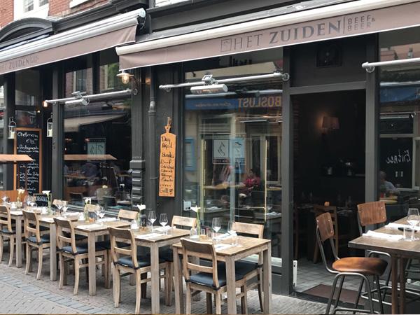 Restaurant Het Zuiden Utrecht